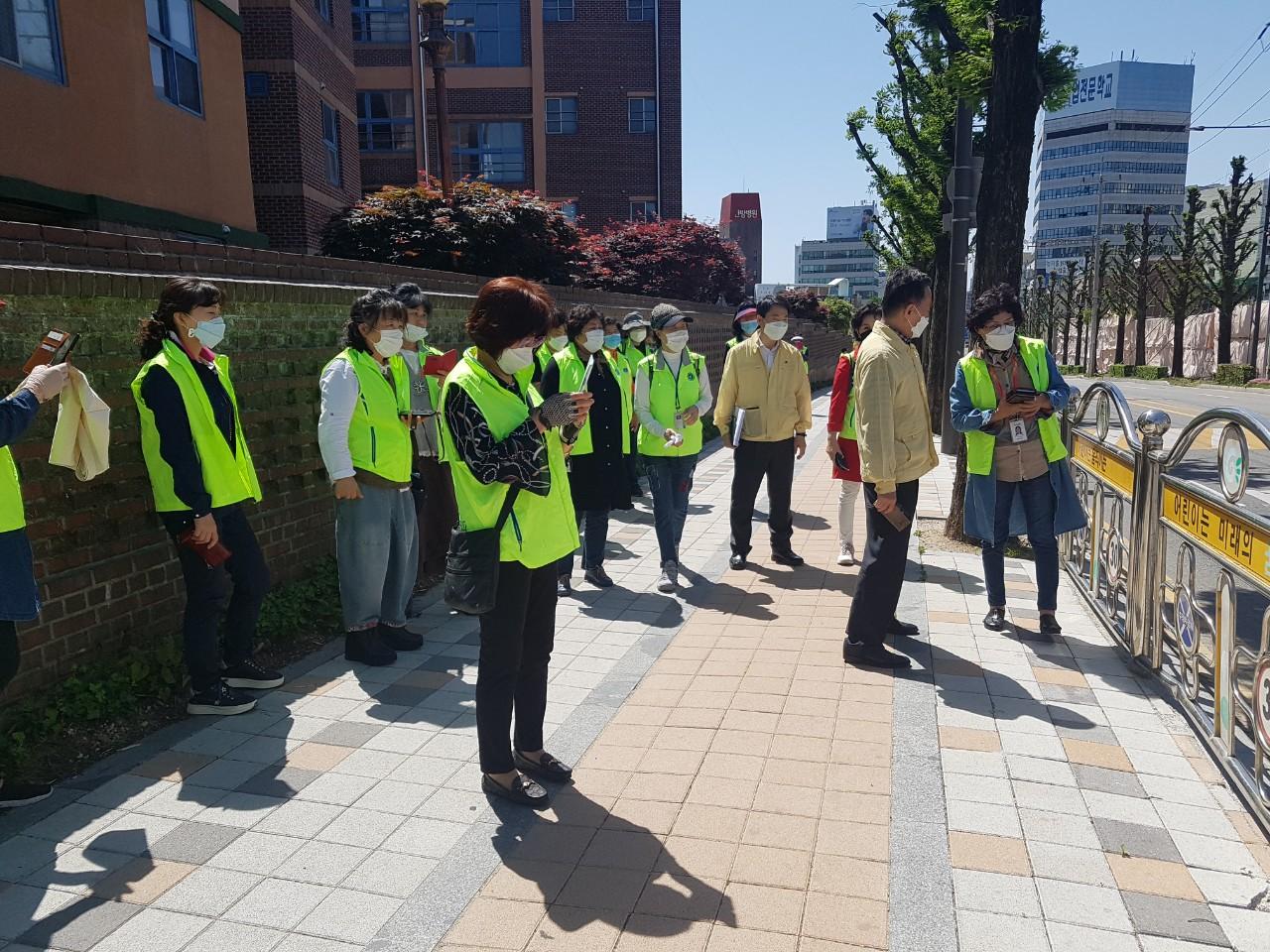 광주광역시, 어린이 보호구역 민·관 합동점검