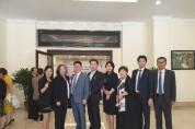 (주)제이원플러스원코아원 베트남 수상 영빈관 행사에 한국 최초로 초청