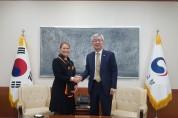 이태호 2차관, 국제연합사업서비스기구(UNOPS) 사무총장 면담