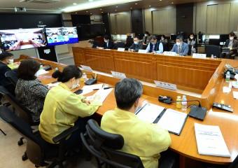 코로나19 대응 국제 방역협력 총괄 TF 1차 회의 개최